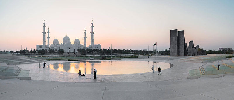 Grand-Mosque-and-Wahat-Al-Karama-Memorial-(courtesy-of-Urban-Art-Projects