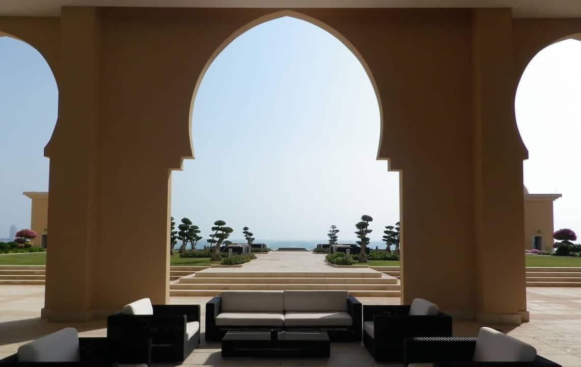 Regis Hotel, Qatar image by Mariam Elliott